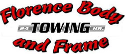 Florence Body and Frame, Footer Logo